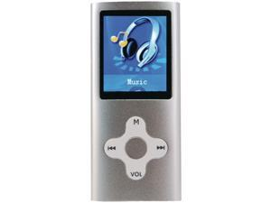"Eclipse Eclipse-180 Sl 4Gb 4 Gb Portable Media Player With 1.8"" Display (Silver)"