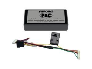 PAC SWI-CAN2 STEERING WHEEL AUDIO INTERFACE CONTROL ADD-ON MODULE