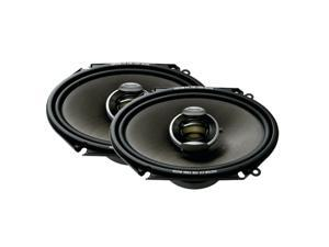 "Pioneer TS-D6802R 6""x8"" 2-way car speakers"