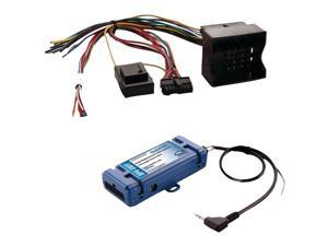 Pac Rp4-vw11 Radiopro4 Interface (for Select Vw (r) Vehicles With Can Bus)