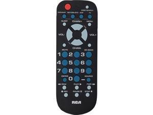 Rca Rcr504Br 4-Device Palm-Sized Universal Remote