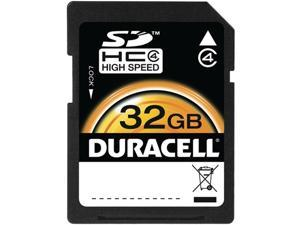 Duracell Du-Sd-32Gb-C Clamshell Secure Digital Card(32 Gb)