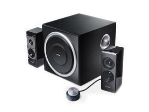 Edifier S330D Multimedia 2.1 Speaker, Black