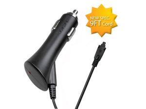 MyBat Car Charger with IC Chips for Palm Treo 650 (Black) - TREO650CHAGCAR02