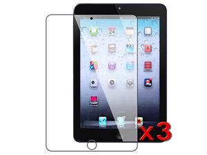 eForCity 3-pack of Clear Screen Protector for Apple iPad Mini 1/ 2/ 3