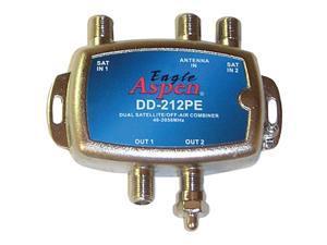Eagle Aspen Dd-212Pe Directv-Approved Dual Diplexer