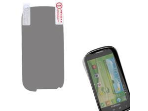 MYBAT Anti-grease LCD Screen Protector compatible with Samsung© I415 (Galaxy Stratosphere II), Clear