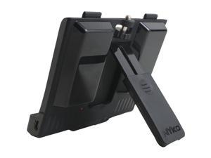 Nyko UBoost (Black) - Expanded battery with built-in stand for Wii U GamePad