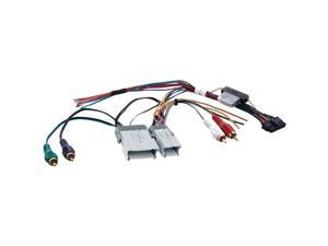 Pac Rp4-Gm11 All-In-One Radio Replacement & Steering Wheel Control Interface ,For Select Gm Vehicles