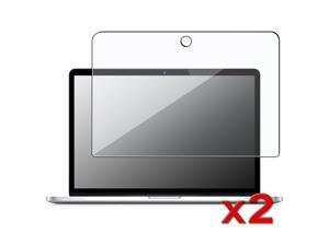 "2 packs of 13.3"" Reusable Screen Protectors for Apple® MacBook Pro"