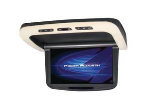 "Power Acoustik Pmd-105Cm 10.2"" Ceiling-Mount Tft/Lcd Monitor With Dvd"