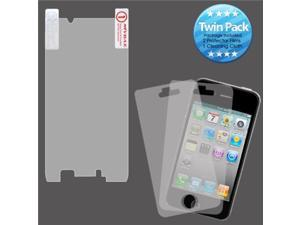 MYBAT Screen Protector Twin-Pack for MOTOROLA XT912 (Droid Razr), XT912M (Droid Razr Maxx)