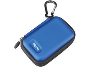 IHOME Rechargeable Speaker Case, Blue