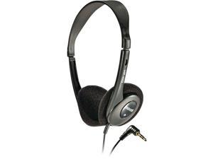 HP-100 Headphones Black