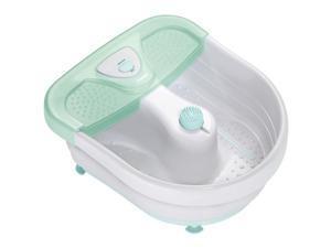 Conair Fb27R Foot Bath With Heat, Bubbles & 3 Attachments