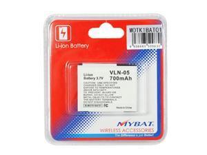 MYBAT Motorola K1 Z3 Li-ion Battery 700 Mah Liion Voltage 3.7v
