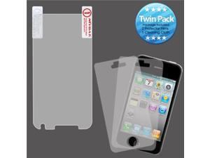 MYBAT 2-Pack Screen Protector compatible with Samsung© i937 (Focus S)