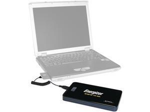 ENERGIZER Universal Power Adapter & Rechargeable External Battery, Black
