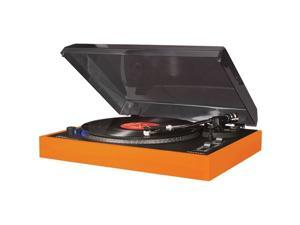 Crosley CR6009A-OR Advance Turntable, Orange