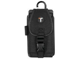 Tough Tested Tt-Rugged-Bk Rugged Pouch , Black