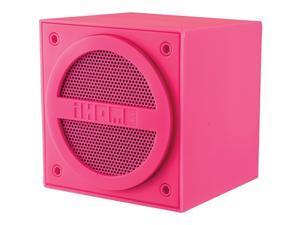 iHome iBT16PPC Mini Speaker Cube (Pink)