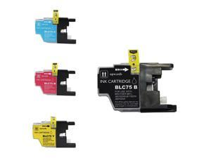 G&G 20 NEW for LC71 Brother LC71BK LC71C LC71M LC71Y Ink Cartridge LC-71, 20-Pack