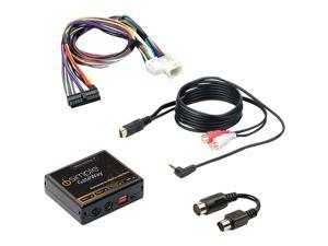 Isimple Isty12 Siriusxm Kit For Sxv-100/200 Tuner For Select Toyota Vehicles