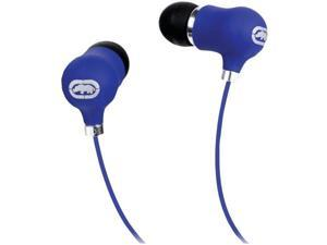 ECKO UNLIMITED EKU-BBL-BL Bubble Earbuds with Microphone ,Blue