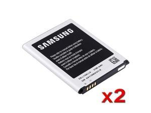 2X Samsung Galaxy S III i9300 Standard Battery [OEM] EB-L1G6LLA / L1G6LLZ (A)