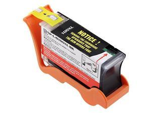 G&G Black Ink Cartridge Part# 14N1068 New Chip For Lexmark 100XL Pro705 Intuition S505, Black
