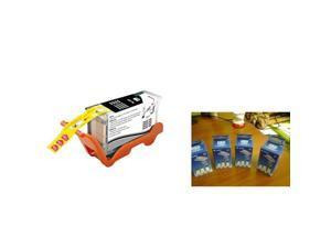 G&G 2-Pack Inkjet Ink Cartridge Black+CMY For Dell All-In-One P513w V313W V513W V715W
