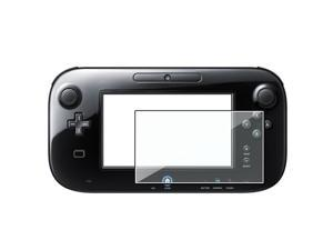 eForCity Anti Scratch Reusable Screen Protector Compatible with Nintendo Wii U Gamepad