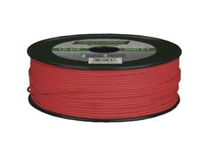 New Install Bay Pwrd18500 18-Gauge Primary Wire, 500 Ft (Red)