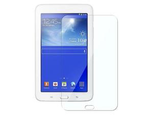 eForCity 2 packs of Reusable Screen Protectors compatible with Samsung Galaxy Tab 3 Lite 7.0 T110