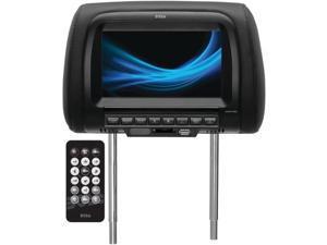"BOSS AUDIO HIR7UBL 7"" Headrest with USB & SD Card Port ,Black"