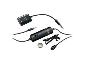 AUDIO TECHNICA ATR-3350IS Lavalier Microphone