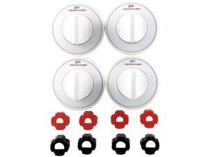RANGE KLEEN 8234 Gas Range Knobs ,White