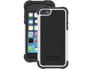 Ballistic TOUGH JACKET TJ0926-A08C Tough Jacket case compatible with iPhone 5/5s ,Black Silicone/Black TPU/White PC