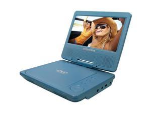 "Sylvania SDVD7014 BLUE 7"" Portable DVD Player ,Blue"