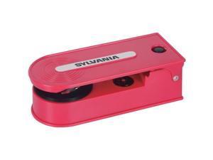 Sylvania STT008USB RED PC Encoding USB Turntable (Red )