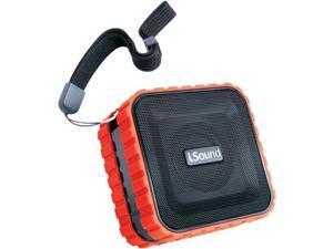 Isound Isound-5468 Durawaves Bluetooth (R ) Speaker (Blue )