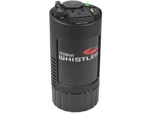 Whistler XP150i 150-Watt Power Inverter /Cup Holder Type