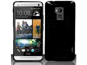 BJ For HTC One Max T6 - TPU Cover - Black TPU