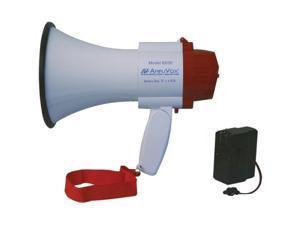 AmpliVox - SB600R - AMPLIVOX SB600R Mini-Meg 10-Watt Megaphone (Bundled with rechargeable battery)