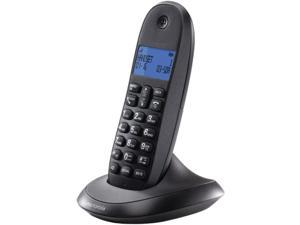 MOTOROLA C1001LX DECT 6.0 Cordless Phone System with Caller ID (Single-Handset System)