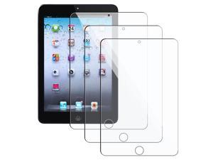 eForCity 3-piece Reusable Screen Protector for Apple iPad Mini 1 / Apple iPad Mini 2 / iPad Mini with Retina Display (iPad Mini 3)