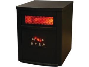 Lifesmart LS-6DMIQH-X 1,500-Watt IR Cabinet Heater