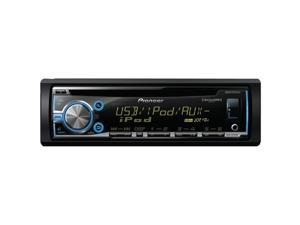 Pioneer DEH-X3700S Single-Din In-Dash CD Receiver with MIXTRAX, SiriusXM & Pandora Ready, USB, Android Music Support & Color Customization