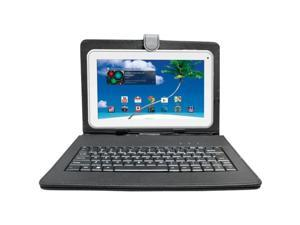 """Proscan PLT1066G-K 10"""" Dual Core Tablet with Android 4.2 JB (with Mini USB Keyboard & Case)"""