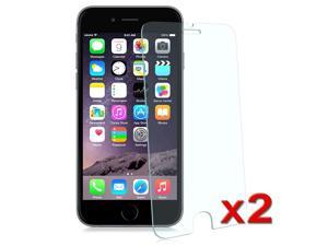 eForCity iPhone 6 Plus / 6S Plus Screen Protector - eForCity 2 x Tempered Glass Screen Protector Guard Shield for Apple iPhone 6 Plus / 6S Plus (5.5-inch)